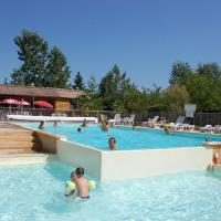 Hotel Pictures: Team Holiday - Camping de Bergougne, Rives