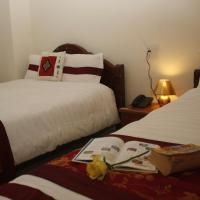 Superior Double Room with Two Double Beds