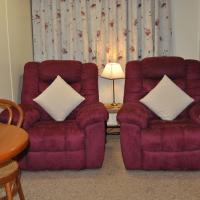 Magnolia Queen Bed 1 Bedroom Villa