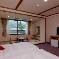 Room with Tatami Area and Northern Alps View - Non-Smoking