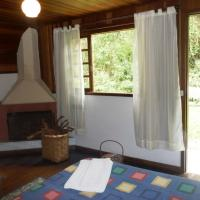 Duplex Chalet with Fireplace