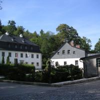 Hotelbilleder: Hammerschloss Unterklingensporn, Naila