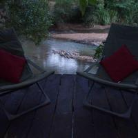 Luxury Tent with Wild Safari Package