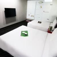 Economy Quadruple Room (Noise Tolerance Required)