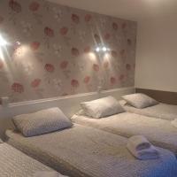 Quad En Suite (4 Single Beds)