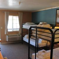 Private Four Person Dormitory Style Room