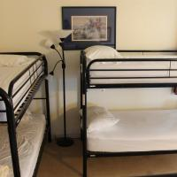 Private Six Person Dormitory Style Room