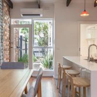 Zdjęcia hotelu: Boutique Stays - Gladstone Cottage, House in South Melbourne, Melbourne