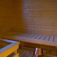 Quadruple Room with View and Sauna