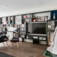 Four-Bedroom Apartment - Rue Legendre