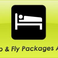 (50% off Special) Park and Stay - Queen Bed