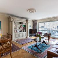 Three-Bedroom Apartment - Rue Benjamin Franklin