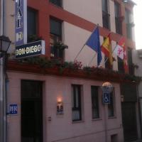Hotel Pictures: Hostal Don Diego, Avila