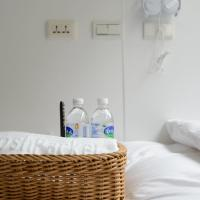 Female Deluxe Twin Room with Shared Bathroom and Toilet