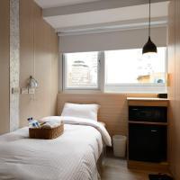 Female Single Room with Shared Bathroom