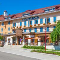 Hotel Pictures: Hôtel-Restaurant Le Lac, Malbuisson