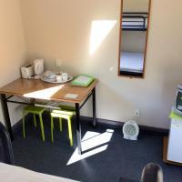 Standard Cabin with Shared Bathroom