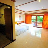 Hillside Deluxe Quadruple Room