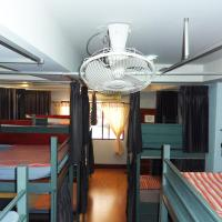 Bunk Bed in Mixed Fan Dormitory Room