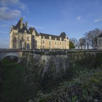 Hotel Pictures: Chateau De Jalesnes, Vernantes