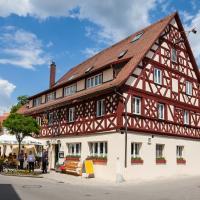 Hotelbilleder: Gasthof Bögl, Hilpoltstein