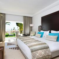 Deluxe Double Room with Sea & Pool View