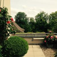 Hotel Pictures: AVLiving City Flat Basel with Roof Garden, Basel