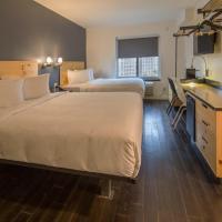 Queen Room with Two Queen Beds - Upper Floor
