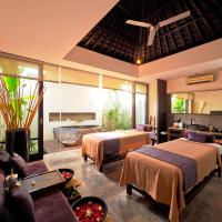 Spa Villa with Daily Spa