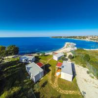 Two-Bedroom Mobile Home with Sea View