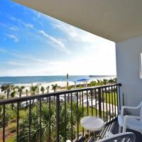 1 Bedroom Oceanfront Efficiency with 1 Queen Bed and 1 Loveseat - C1