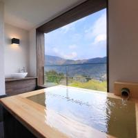 Deluxe Twin Room with Open-Air Bath