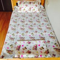 bunk Bed in mixed 4 beds dormitory room
