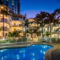 Zdjęcia hotelu: The Burlington Holiday Apartments, Maroochydore