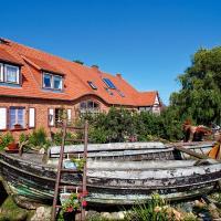 Hotel Pictures: Meine Fischerhütte, Börgerende-Rethwisch