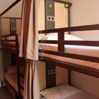 Bed in 4-Bed Mixed Dormitory Room with Private Bathroom