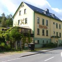 Hotel Pictures: Bánya Csárda, Bad Schlema