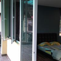 Eight-Bedroom House