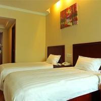 Φωτογραφίες: GreenTree Inn Anhui MaAnshan Economic Development District Hongqi South Road Express Hotel, Ma'anshan