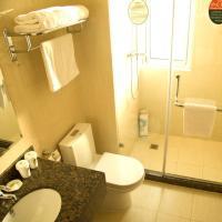 Hotel Pictures: GreenTree Inn JiangSu YanCheng XiangGang Road FuNing Passenger South Station Business Hotel, Funing