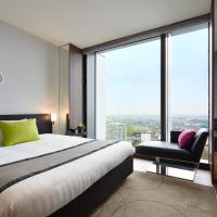 Superior Double Room with City View - Non-Smoking