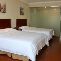 Hotel Pictures: GreenTree Inn Henan Puyang Jingkai Avenue Wuyi Road Business Hotel, Puyang