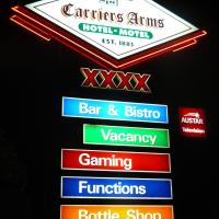 Hotel Pictures: Carriers Arms Hotel Motel, Maryborough