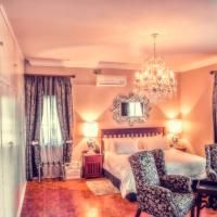 Deluxe Queen Room with Garden View