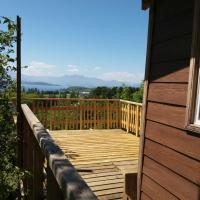 Фотографии отеля: Cabañas Mas Ke Miel, Lago Ranco