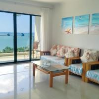 Deluxe Two-Bedroom Apartment with Panoramic Sea View