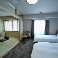 Twin Room with Tatami Area - Non-Smoking