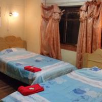 Deluxe En-suite Twin Room with Private Bathroom