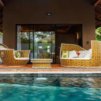 Palm Villa Elite with Private Pool (Adults Only)