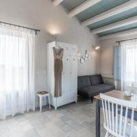 Junior Suite with private terrace and Sea View